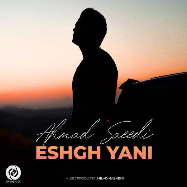 Ahmad Saeedi - Eshgh Yani Song | احمد سعیدی عشق یعنی'