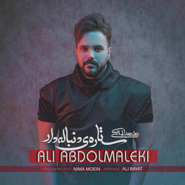 Ali Abdolmaleki - Setareye Donbaleh Dar Song | علی عبدالمالکی ستاره ی دنبال دار'
