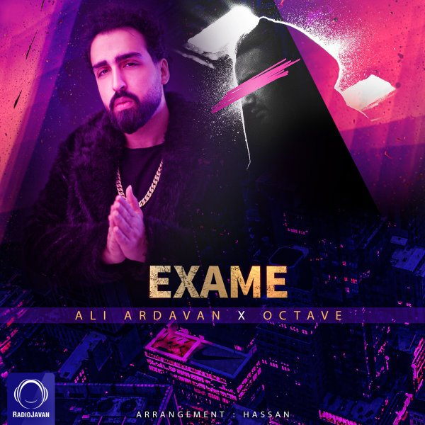 Ali Ardavan & Octave - Exame Song | علی اردوان و اکتاو اکسمه'