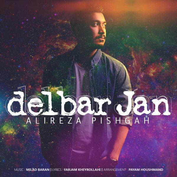 Alireza Pishgah - Delbar Jan Song'