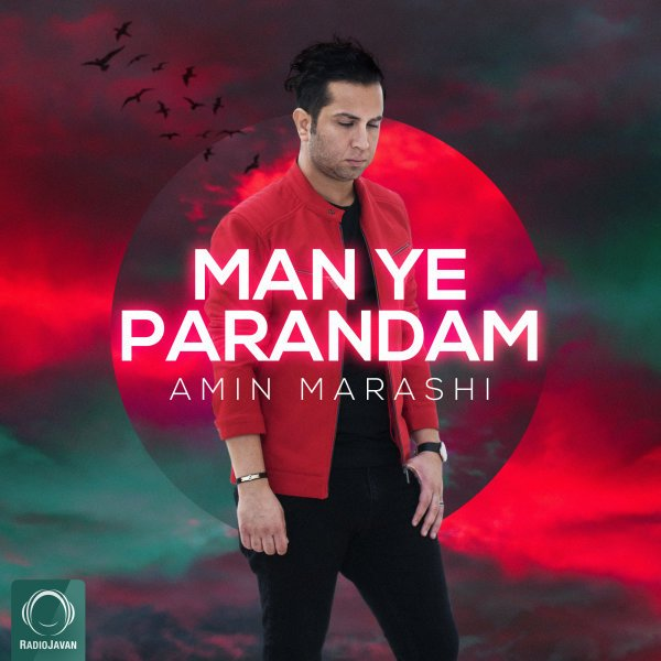 Amin Marashi - Man Ye Parandam Song | امین مرعشی من یه پرندم'