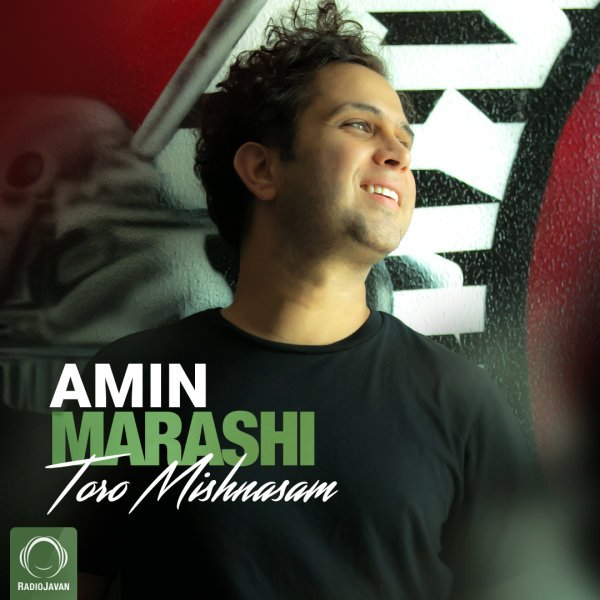 Amin Marashi - Toro Mishnasam Song | امین مرعشی تورو میشناسم'