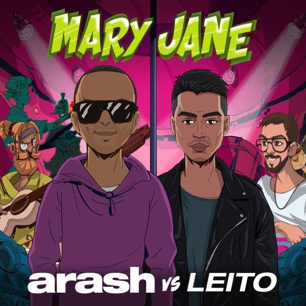 Arash - Mary Jane (Ft Behzad Leito) Song | آرش مری جین بهزاد لیتو'