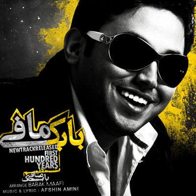 Babak Mafi - Sad Sale Aval Song | بابک مافی صد سال اول'