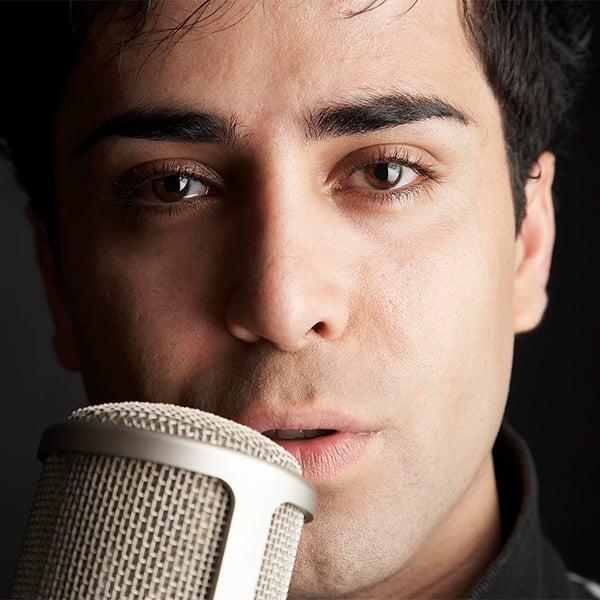 Babak Rahnama - Donyaye Ajib Song'