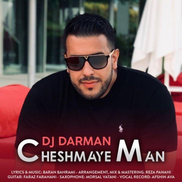 DJ Darman - Cheshmaye Man Song'