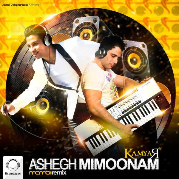 Kamyar - Ashegh Mimoonam (DJ Mamsi Remix) Song | کامیار عاشق میمونم ریمیکس ممسی'