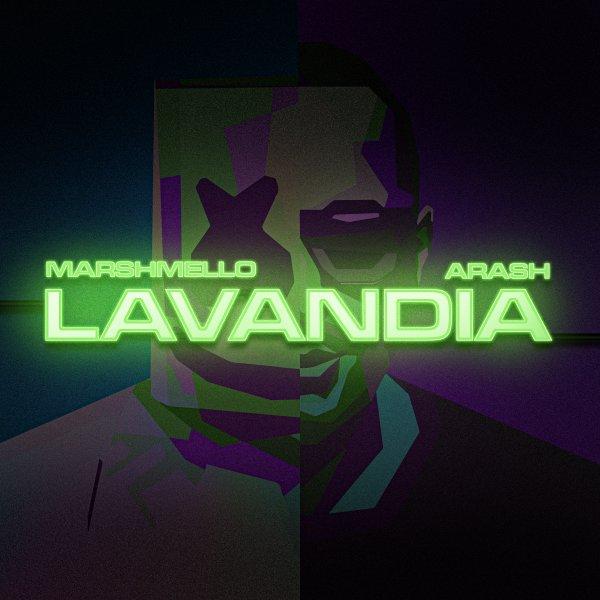 Marshmello & Arash - Lavandia Song | مارشملو و آرش لوندیا'