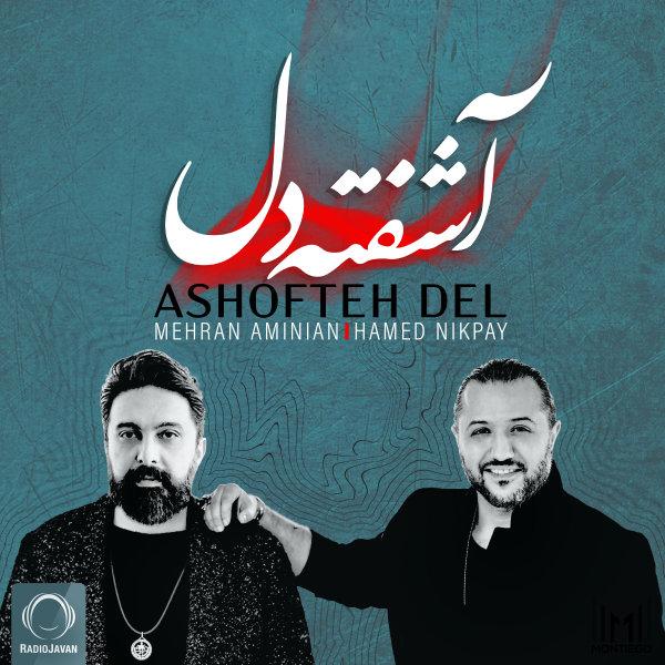 Hamed Nikpay & Mehran Aminian - Ashofteh Del Song | حامد نیک پی و مهران امینیان آشفته دل'