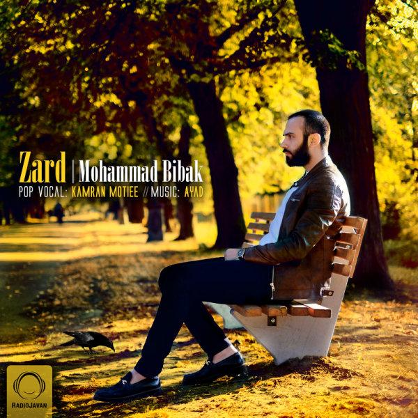 Mohammad Bibak - Zard Song | محمد بی باک زرد'
