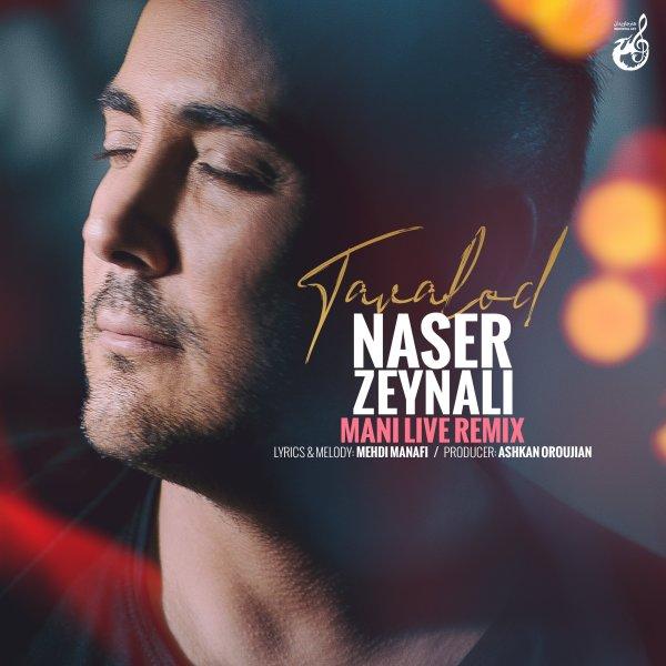 Naser Zeynali - Tavalod (Remix) Song   ناصر زینلی تولد ریمیکس'