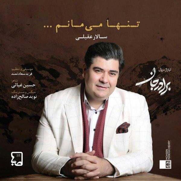 Salar Aghili - Tanha Mimanam Song | سالار عقیلی تنها میمانم'