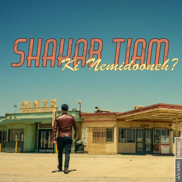 Shahab Tiam - Ki Nemidooneh Song   شهاب تیام کی نمیدونه'