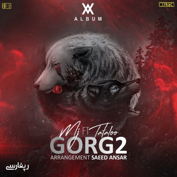 Sohrab MJ - Gorg 2 (Ft Amir Tataloo) Song | سهراب ام جی گرگ ۲ امیر تتلو'
