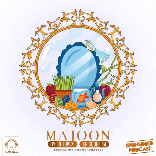 DJ MZ - 'Majoon 14 (Norooz Special)'