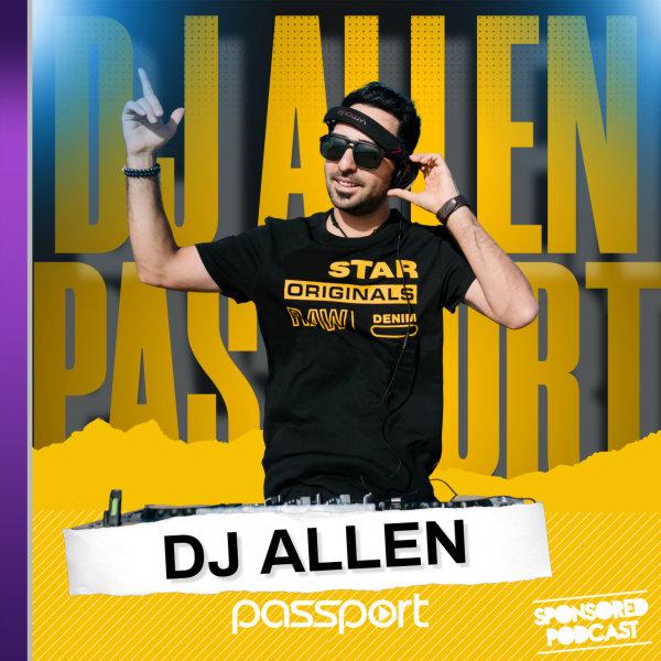 DJ Allen - 'Passport 103'