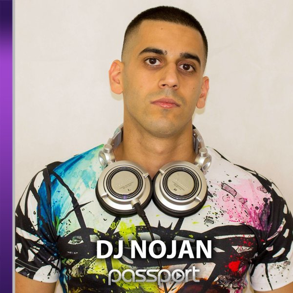 DJ Nojan - 'Passport 64'