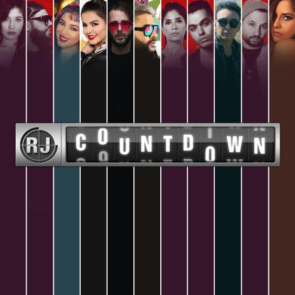 RJ Countdown - 'EP 98 - April 2019'