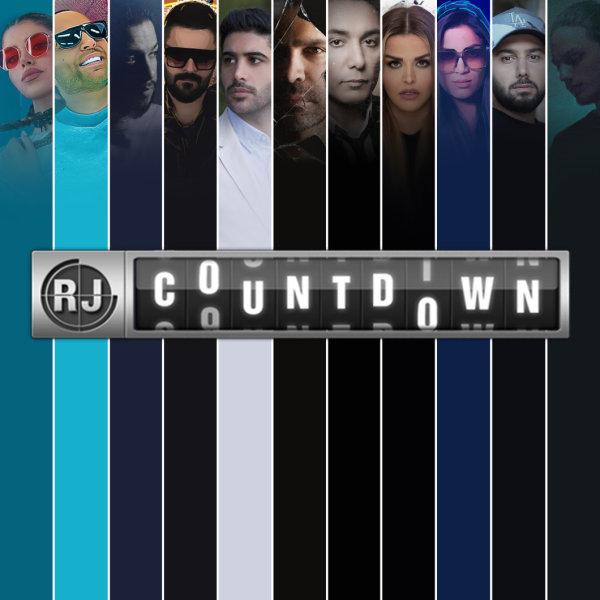 RJ Countdown - 'EP 102 - August 2019'