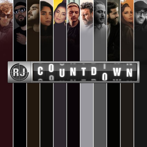 RJ Countdown - 'EP 106 - December 2019'