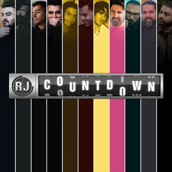 RJ Countdown - 'EP 114 - August 2020'